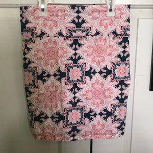 Charlotte Russe Bodycon Skirt